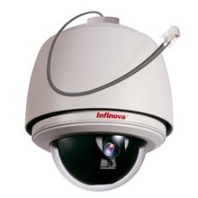 Infinova CCTV cameras get a surveillance post at Navoi Airport