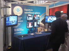 Vicon was an exhibitor at the BCSC's Shopping Centre Management Conference