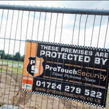 ProTouch Security expands into three divisions - ProTouch Security, ProTouch Staff and ProTouch Supplies