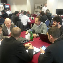 The two-day event attracted more than hundreds of local distributors, systems integrators, installers and end-users in the region