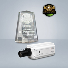 Dahua's products have proven its outstanding performance and been recognised by worldwide security professionals for the third year in a row