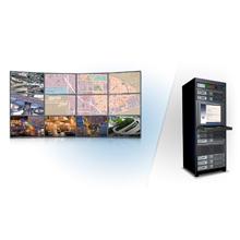 Matrox PowerDesk software helps configure the complete display set-up, easily enabling practical console displays beside impressive video walls