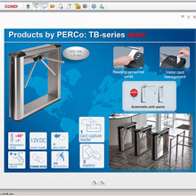 vPERCo is a leading Russian manufacturer of security systems and equipment