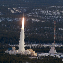 Safety is paramount at the Esrange Space Center and it has therefore chosen to use Axis' IP cameras, installed by Axis partner Insupport Nätverksvideo