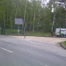 The gates installed by Green Gate Access Systems have also been subjected to a full force test as specified by BS EN 12445