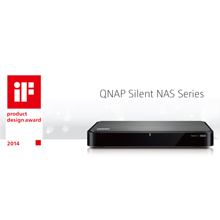 QNAP Silent NAS is eco-friendly with power saving features such as hard disk standby and power management scheduling options