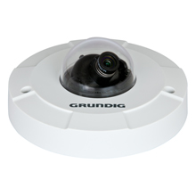The ONVIF Profile S Conformant Wavestore VMS will be able to utilize Pull Point notifications to interact with Grundig cameras' VMD and alarm features