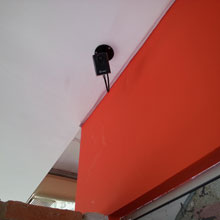 The integrator in charge of the project recommended the installation of AirLive IP cameras