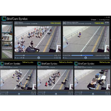 BriefCam Syndex augments the basic Video Synopsis by providing users with a powerful set of tools for searching video