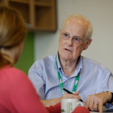 Guardian24 provides reassurance for Macmillan that its staff and volunteers have a high level of personal safety when working in the community