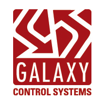 Data is communicated between the handheld reader and the Galaxy's System Galaxy access control platform in real-time via wireless networks