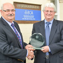The Peter Greenwood Award recognises professionals in the security systems industry who have made an outstanding contribution to the sector