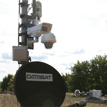 Datasat Communications wireless technologies are designed around innovative Layer 3 architecture that extends the performance, security, manageability