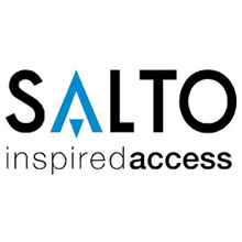 Clay by SALTO replaces a standard lock and mechanical key with a ClayTag