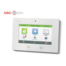 DSCTouch is a smart, intuitive, easy to use, all-in-one wireless panel, complete with a 7-inch touchscreen