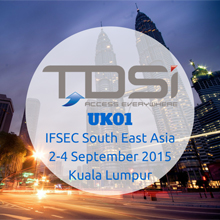 Visitors will meet TDSi team members face to face and discuss security needs or technical queries with the Senior Export Technical Support Engineer, Kevan Fry