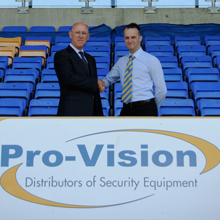Pro-Vision are based in Shrewsbury and supply trade installer customers throughout the UK with CCTV and Access Control equipment