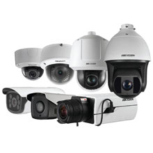 Each of the seven new LightFighter cameras incorporates Hikvision's ultra-high 140 dB WDR technology