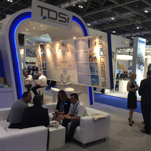 One of the main themes on TDSi's IFSEC stand was demonstration of considerable benefits of using the company's solutions in conjunction with other specialist manufacturers