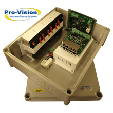 Pro-Vision Distribution Limited is a distributor of branded CCTV and access control equipment