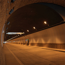 PureActiv video analytics capability to aid in the protection and safety monitoring of the tunnels