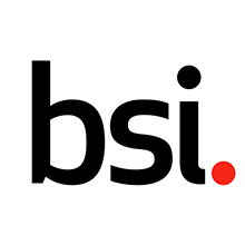 To gain accredited status, BSI's processes were independently reviewed utilising the revised ISO 14001 and ISO 9001 standards