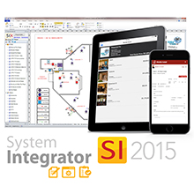 The D-Tools SI 2015 software platform provides critical workflow-enhancing components security and low voltage systems