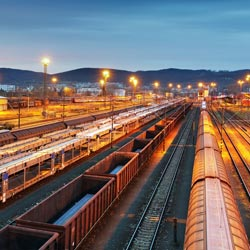 The threat of terrorism remains a constant risk for rail transportation, but there are a number of more common day-to-day concerns, such as safety, theft and vandalism