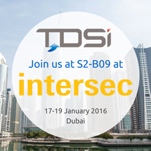TDSi will also be showcasing its broad range of products and services, as well as offering one-to-one help and advice to visitors
