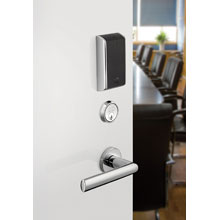 The new IN220 is ideal for facilities looking for the most efficient access control solution