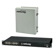 All units include battery charging for systems that require back-up power, and Altronix's innovative LINQ™ Technology