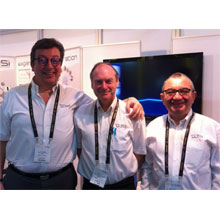 TDSi believes that the high number of systems integrators at Intersec demonstrates strong demand for expertise in integrating physical security and logical security