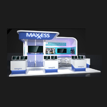 At the show Maxxess will be demonstrating eFusion integration with a range of leading integrators