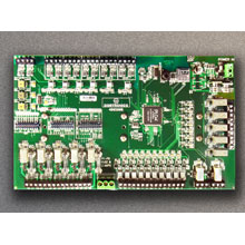 The 4800 Series features twelve field assignable inputs and seventeen configurable relay outputs