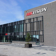 Hikvision plans to expand further in the future to better serve local European markets