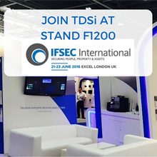 TDSi's stand will display its SOLOgarde, MICROgarde and EXcel controllers, as well as the company's enterprise solutions and featuring the combined possibilities of its software products, including EXgarde security management and VUgarde CCTV software integration