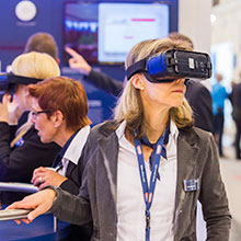 74 percent of the exhibitors have already confirmed that they will participate once more.