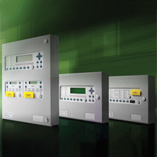 Visitors to Security Essen will be able to see live demonstrations of the company's all-new Taktis range of fire alarm control equipment