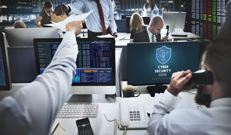 Security in a NOC often is focused on information like raw network traffic, security and audit logs, and other similarly abstract data