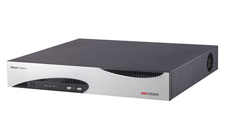 Blazer Express (supplied with preinstalled operating system), offers individual shops, multi-site stores and petrol stations, centralised video management and easy operation, along with quick and easy installation via its set-up wizard, and automatic device discovery to recognise any connected Hikvision devices