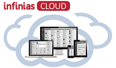 infinias CLOUD provides an advanced alternative access control solution compared to those on the market