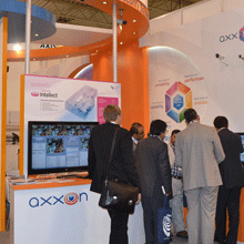After all three trade, AxxonSoft brand is already well recognised among both security system equipment manufacturers and system integrators
