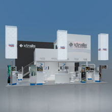 HeiTel and Xtralis will present several new security solutions at the Security show in Essen, Germany