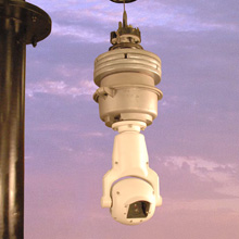 With a Lowering System from MG Squared, MIC Series camera installation and maintenance can be performed on the ground by one technician