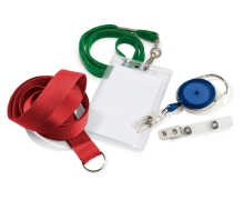 HID Global recently showcased a new line of ID accessories at ISC West 2008