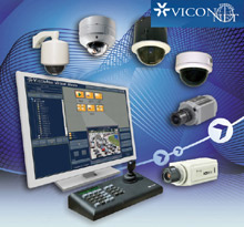 Vicon will be demonstrating their Virtual Matrix solution at IFSEC 2008, with a preview of the new ViconNet v5.0