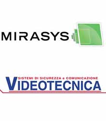 Mirasys and Videotecnica sign agreement for IP video surveillance