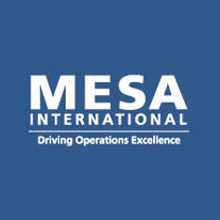 MESA International is working globally to increase the understanding of MES and to share best practices and global standards