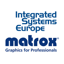 Matrox Maevex H.264 encoders are used to cost-effectively deliver Full HD quality 1080p60 video over the IP network for display on the video wall
