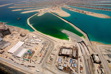 D-Tec's partner in the Middle East region, BSS-ME, has supplied, tested and commissioned seven advanced IP-based, NetVu Connected, FireVu units to provide a state-of-the-art CCTV-based VSD (Video Smoke Detection) solution for the main tunnel at the famous Palm Jumeirah man-made island in Dubai
